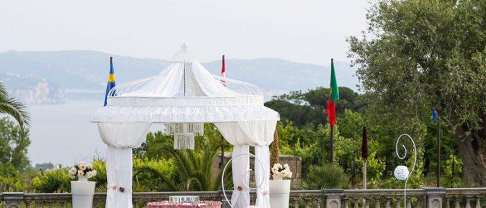 Villa per matrimoni in provincia di Napoli: Villa Antica Le Dune