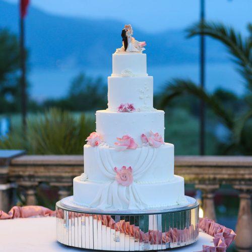 torta nuziale cake design villa antica le dune