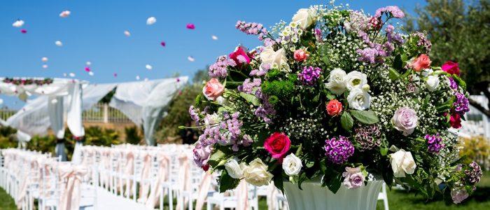 Matrimonio all'Aperto : come organizzarlo con tante idee e consigli utili!