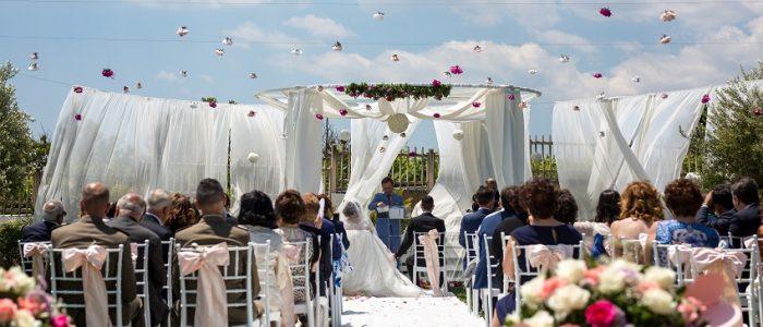 Villa per matrimoni civili Napoli