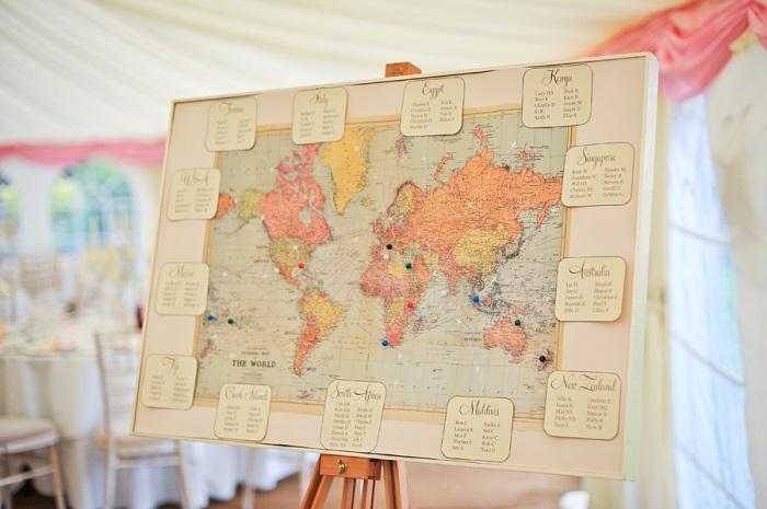 Matrimonio Tema Vintage : Matrimonio a tema viaggio il perfetto per una sposa