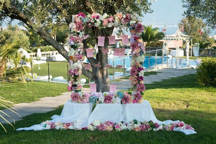 Famoso Matrimonio all'americana a Napoli: come organizzare una cerimonia  YD18