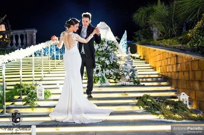 Matrimonio Natalizio Abito : Matrimonio dicembre campania come organizzare una