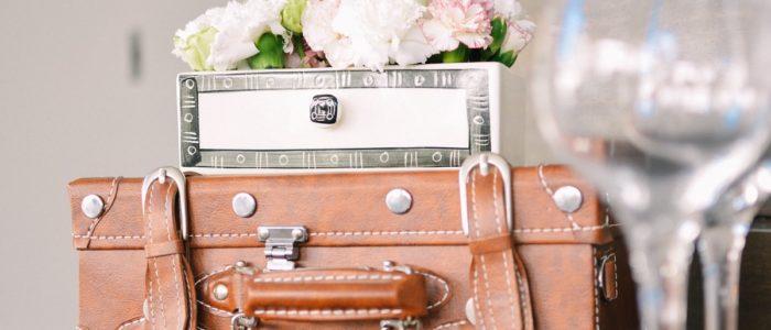 Matrimonio a tema viaggio: il tema perfetto per una sposa originale