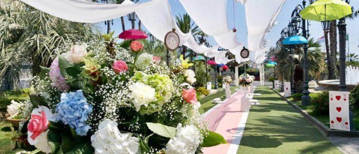Nozze da Favola: Matrimonio a tema Alice nel Paese delle Meraviglie