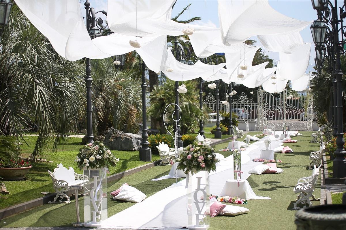 Matrimonio In Greco : Villa matrimoni torre del greco una location da sogno per