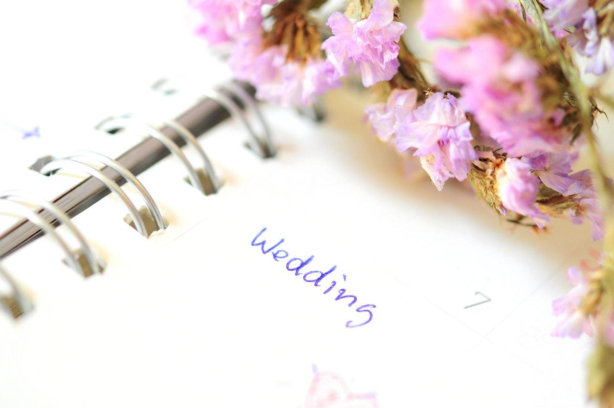 Agenda Matrimonio: cose da fare mese per mese per organizzare un matrimonio perfetto