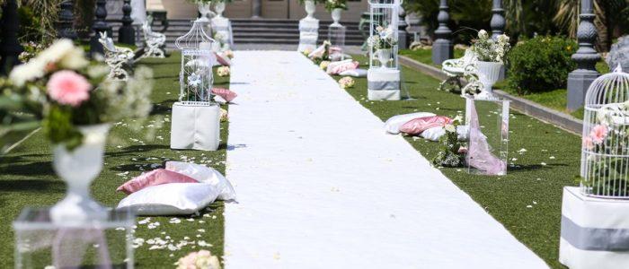 Matrimonio Shabby Chic a Napoli: idee e consigli su come organizzarlo