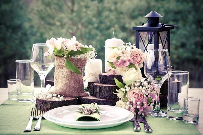 matrimonio-rosa cipria-verde