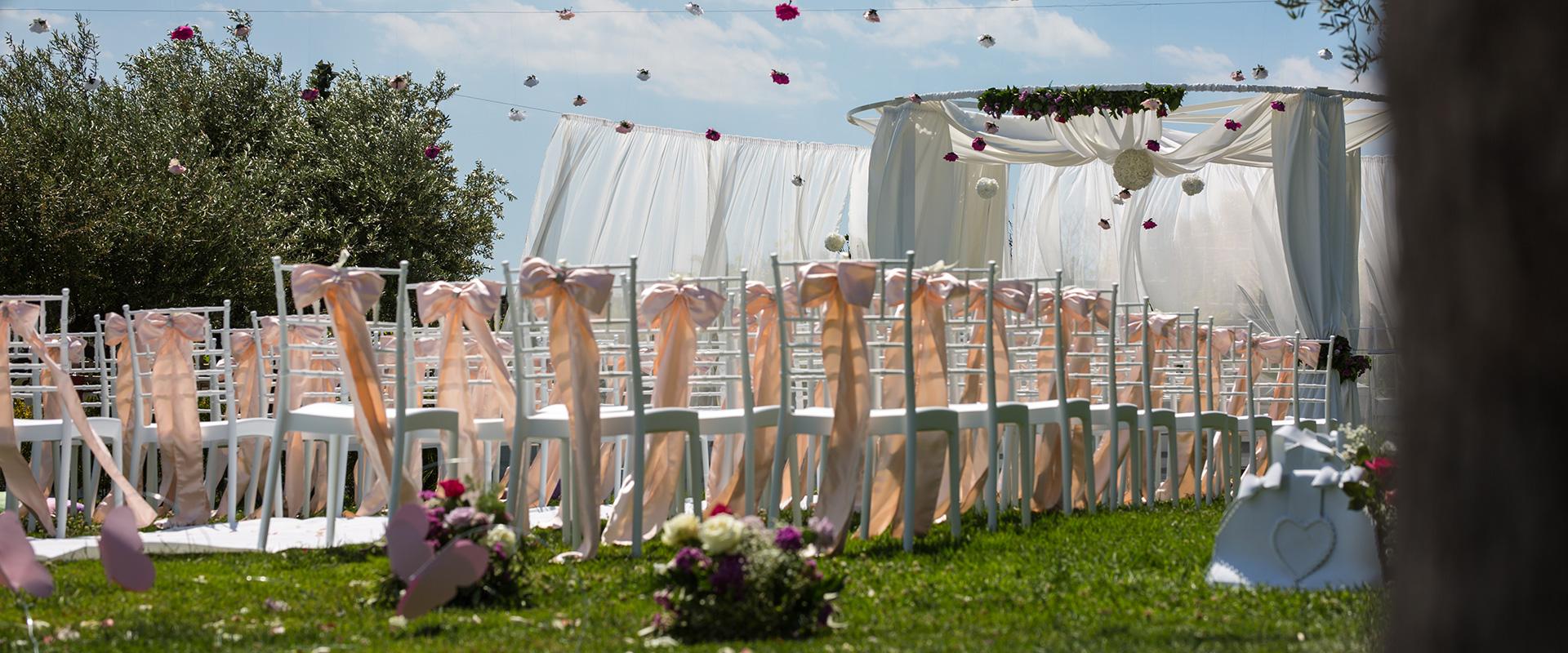 Villa per matrimoni Napoli Villa Antica Le Dune